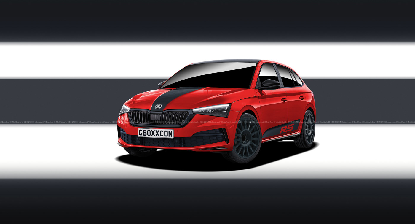 škoda-scala-rs