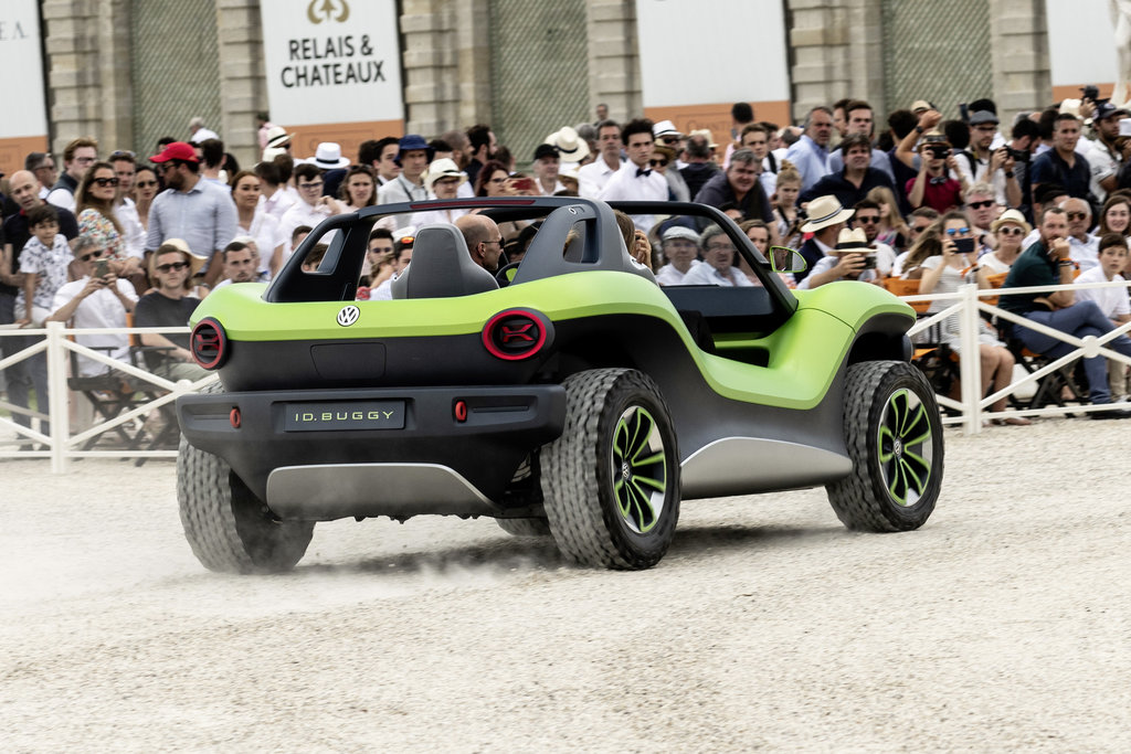 ID. BUGGY at Concours d'Elegance in Chantilly